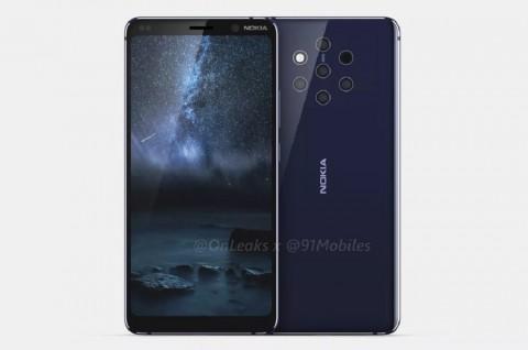 Nokia 9 PureView dikabarkan akan secara resmi diperkenalkan pada