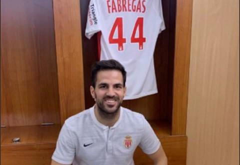 Cesc Fabregas (Twitter/Cesc4Official)