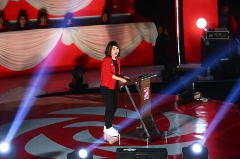 Grace Ibaratkan Prabowo-Sandi Sopir dan Kondektur