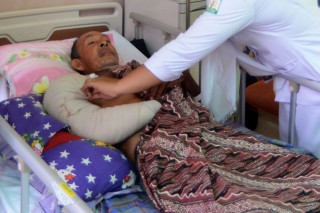 Seorang Warga Aceh Jadi Korban Amukan Gajah Liar
