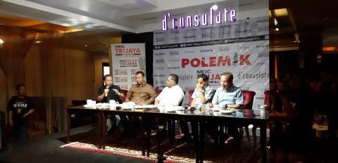 Diskusi 'Jelang Debat Siapa Hebat' - Medcom.id/Whisu