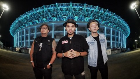 Rocket Rockers Promo Lagu Baru lewat Game Android