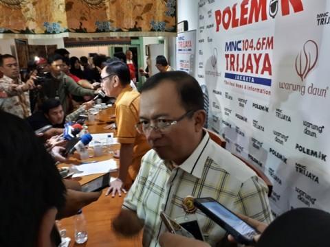Wakil Ketua Badan Pemenangan Nasional (BPN) Prabowo