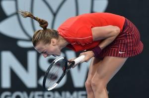 Petra Kvitova Juara Sydney Internasional