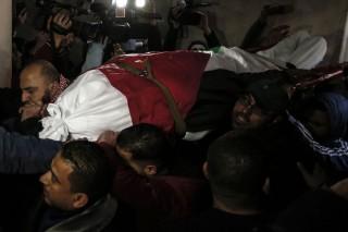Israel Tembak Mati Seorang Perempuan Palestina