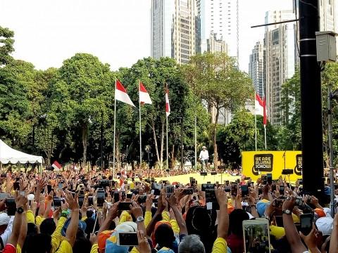 Jokowi: Pilih Pemimpin Negara Jangan Coba-Coba