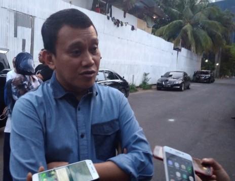 Wakil Ketua TKN Abdul Kadir Karding. Foto: Candra Yuri Nuralam/Medcom.id