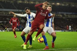 Penalti Salah Menangkan Liverpool