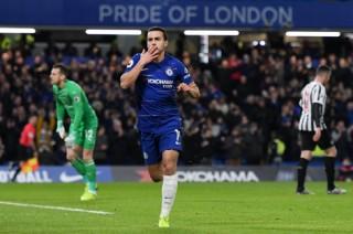 Bekap Newcastle, Chelsea Jaga Persaingan Empat Besar