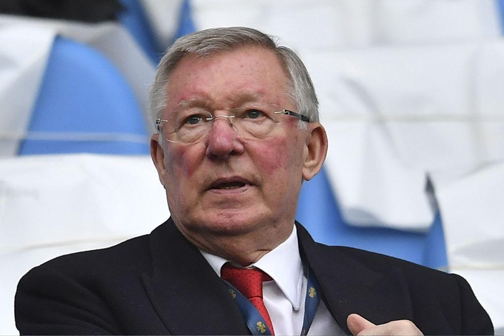 Sir Alex Ferguson (AFP/BEN STANSALL)