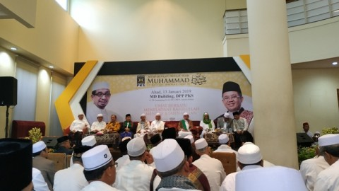 Kader PKS Diingatkan Menjadi Sosok Tepercaya