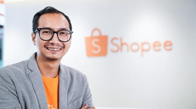 Country Brand Manager Shopee Rezki Yanuar. Dok:Shopee.