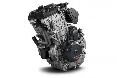 KTM Kembangkan Mesin Motor 500 cc Dua Silinder