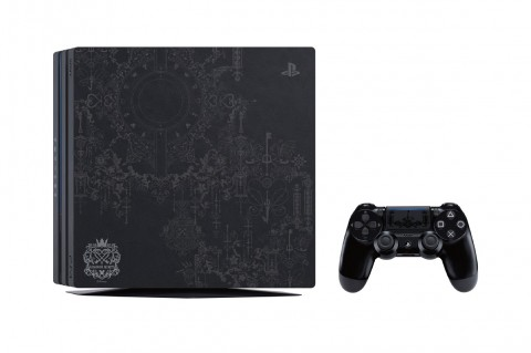 Sony Bawa PS4 Pro Kingdom Hearts III ke Indonesia
