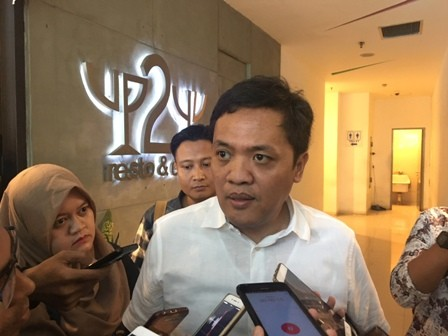anggota Direktorat Hukum BPN Prabowo-Sandi, Habiburokhman/Medcom.id/Sonya Michaella