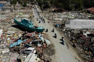 Pemda Diminta TIngkatkan Mitigasi Bencana Tingkat Daerah