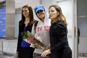 Remaja Saudi yang Kabur Dapat Suaka di Kanada