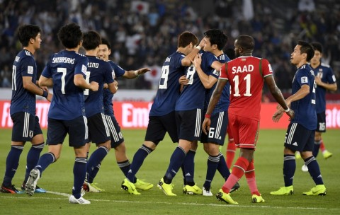 Bungkam Oman, Jepang Lolos ke Babak 16-Besar