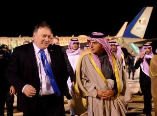 Menlu AS Desak Pangeran Saudi Selesaikan Kasus Khashoggi