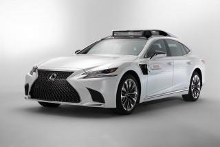 Sistem Keamanan Toyota Terinspirasi Pesawat Tempur
