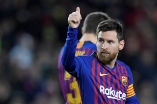 Valverde dan Suarez Bangga dengan Torehan Gol Messi