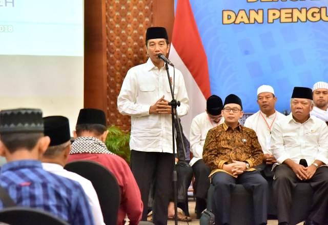 Presiden Jokowi. Foto:Biro Pers