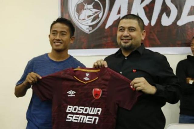Bayu Gatra salah satu pemain yang didatangkan PSM Makassar (Foto Ig Bayu Gatra)