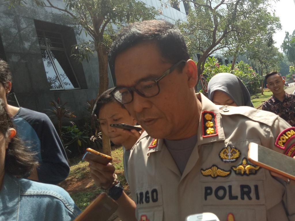 Kabid Humas Polda Metro Jaya Kombes Raden Prabowo Argo Yuwono. Foto: Medcom.id/Siti Yona Hukmana.