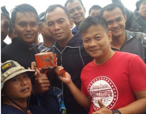 Serda Satria Margono Penemu CVR Lion Air