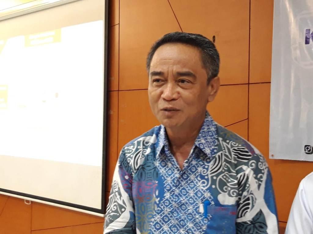 Direktur Kemahasiswaan Kementerian Riset, Teknologi dan Pendidikan Tinggi (Kemenristekdikti), Didin Wahidin, Medcom.id/Intan Yunelia.