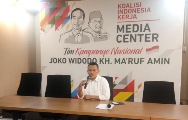Wakil Ketua TKN KIK Abdul Kadir Karding/Medcom.id/Fikar