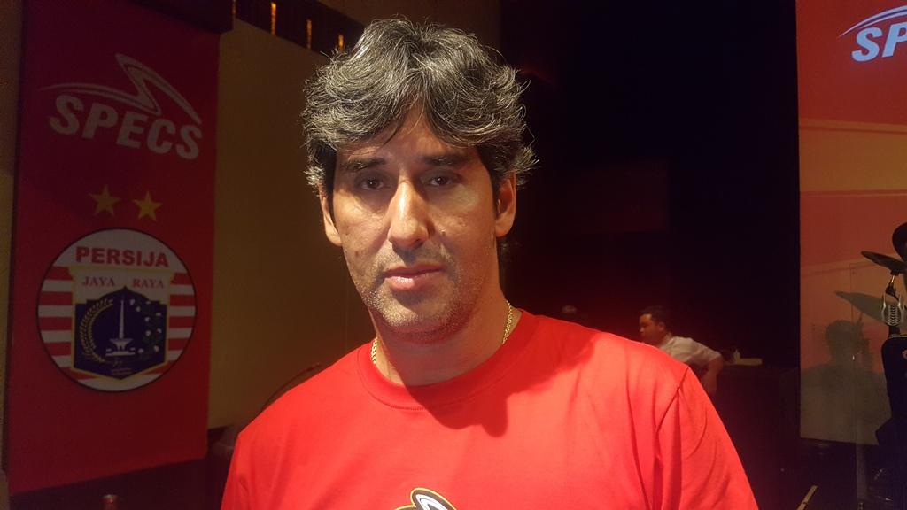 Pelatih Bali United, Teco Cugurra (Medcom.id/Gregorius Gelino)