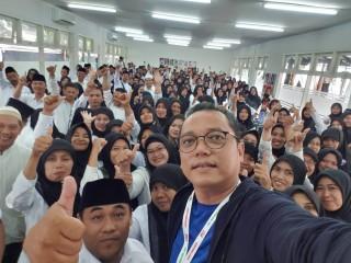 Soal Tunjangan Profesi, Guru Madrasah Menyambangi Rumah Aspirasi