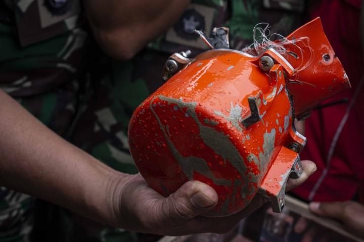 CVR Lion Air PK-LQP Ditemukan di Perairan Karawang