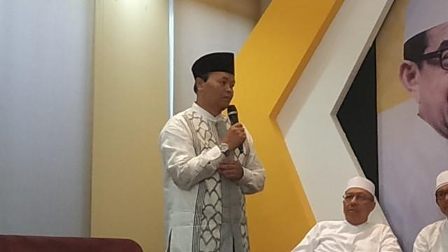 Wakil Ketua BPN Hidayat Nur Wahid/Medcomm.id/Ilham