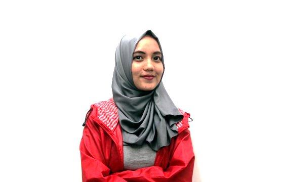 Juru Bicara Bidang Perempuan Partai Solidaritas Indonesia (PSI) Dara A.K Nasution