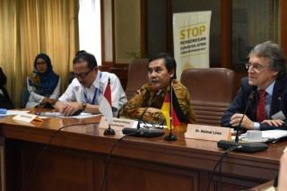 Peneliti Indonesia dan Jerman Jajaki Kolaborasi Riset