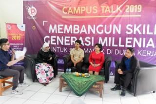 Mahasiswa UMB Perkenalkan Dunia <i>Marketing</i> ke Siswa SMK