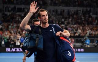 Tersingkir di Australian Open, Apakah Murray Bakal Pensiun?