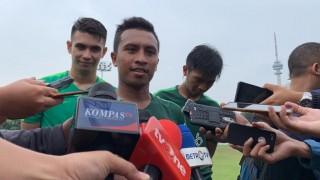 Kapten Persib U-19 Siap Bersaing Amankan Tempat di Lini Tengah Timnas U-22