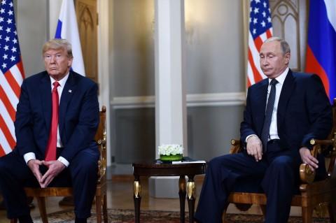 Trump Bantah Pernah Bekerja untuk Rusia