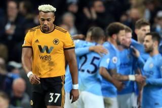 Manchester City Libas Wolverhampton 3-0