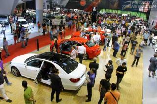 Hajatan Besar Industri Otomotif Nasional, Start di Surabaya