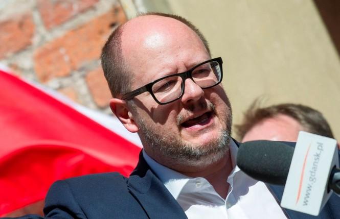 Wali Kota Gdansk, Polandia, Pawel Adamowicz. (Foto: AFP)