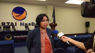 NasDem: Pesimisme Prabowo tak Akan Majukan Indonesia