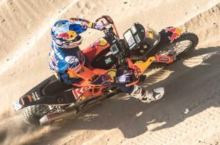 Sunderland Perbesar Peluang Menangi Dakar Rally di Etape-7