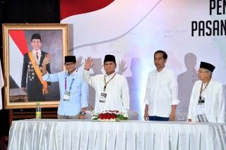 Prediksi Skor Kubu Jokowi Lebih Optimistis ketimbang Prabowo