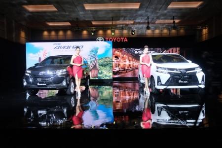 Minim Ubahan, Toyota Avanza dan Veloz Resmi Meluncur