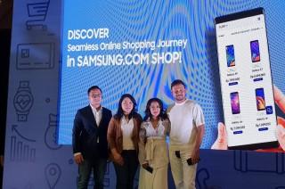 Samsung Buka Akses Belanja Langsung di Situs Resmi