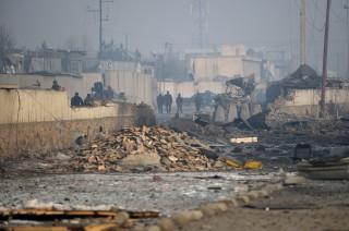 Ledakan di Kabul Tewaskan 4 Orang dan Lukai 90 Lainnya